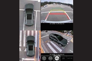 [액세서리] S-Link 7인치 3D-HD 360도 스카이뷰 카메라이미지