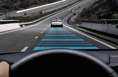 고속도로 주행 보조 (HDA)이미지