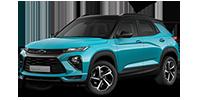 쉐보레 트레일블레이저 2022년형 가솔린 터보 1.3 (개별소비세 3.5% 적용) RS 2WD (A/T)