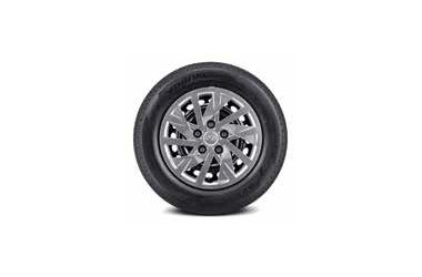 15인치 스틸 휠 & 타이어이미지