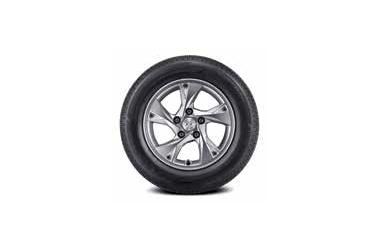 15인치 알로이 휠 & 타이어이미지