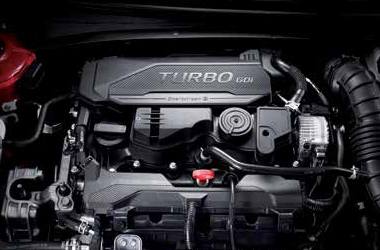 [N라인] 스마트 스트림 가솔린 1.6 터보 엔진이미지