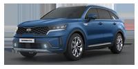 기아 신형 쏘렌토 2020년형 가솔린 터보 1.6 하이브리드 4WD (개별소비세 3.5% 적용) 그래비티(7인승) (A/T)