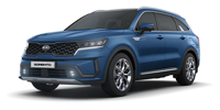 기아 쏘렌토 2020년형 가솔린 터보 2.5 4WD (개별소비세 3.5% 적용) 그래비티 (6인승) (A/T)