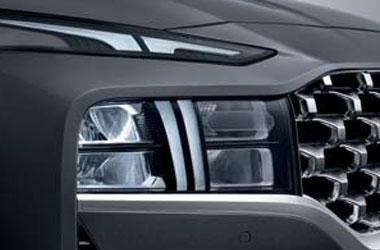 LED 헤드램프 (LED 주간주행등 포함)이미지