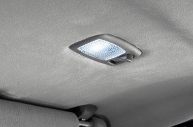 [H Genuine Accessories] LED 선바이저 램프이미지