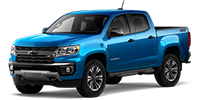 쉐보레 리얼 뉴 콜로라도 2021년형 가솔린 3.6 Z71-X (A/T)