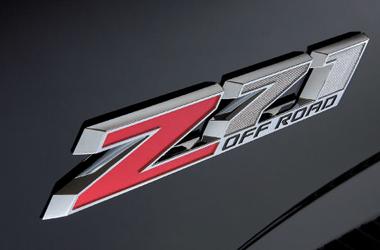 프리미엄 Z71 도어 배지이미지