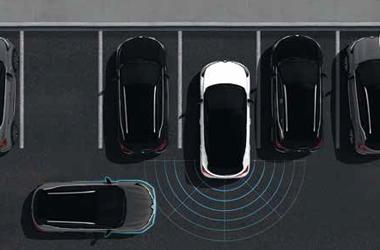 후방 교차 충돌 경보 시스템(RCTA)이미지