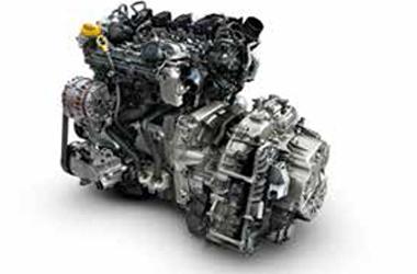 TCe 260 터보 직분사 가솔린 엔진이미지