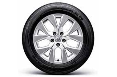 17인치 알로이 휠 & 215/60 R17 타이어이미지