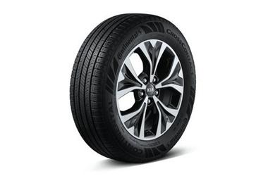 235/60 R18 타이어 & 전면가공 휠이미지