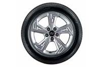215/55R17 타이어 & 17인치 알로이 휠이미지