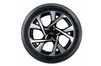 235/45R18 타이어 & 18인치 알로이 휠이미지