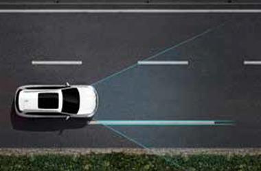 차선 이탈 경보 시스템(LDW)이미지