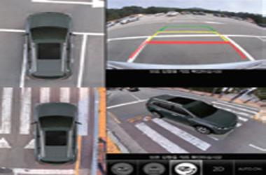 [액세서리] 3D-HD 360° 스카이뷰 카메라(S-Link 7인치)이미지