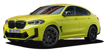 The new X4 M