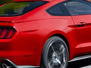 All New Mustang