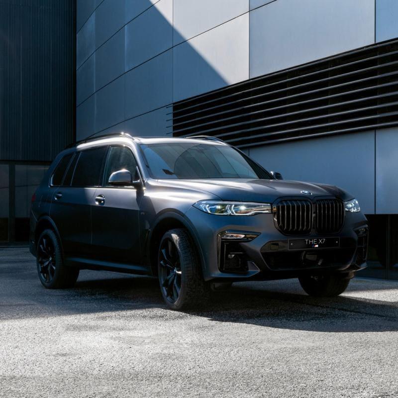 2021 l X7 M50i 다크 섀도우 에디션